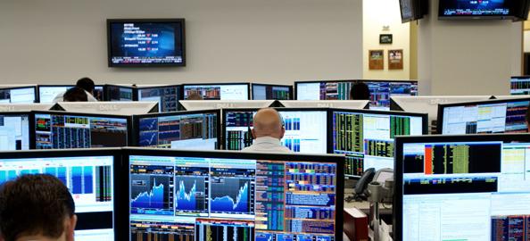Institutional trading strategies
